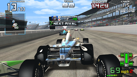 INDY 500 Arcade Racing Screenshot 3