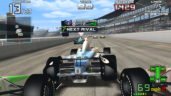 INDY 500 Arcade Racing Screenshot 3