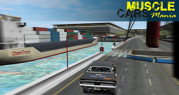 Muscle Cars Racing Mania Android Apps On Google Play