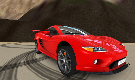 Fast Car Driving - screenshot