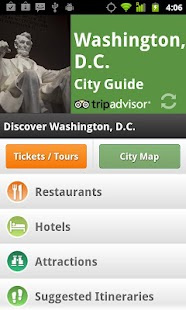 Washington DC City Guide - screenshot thumbnail
