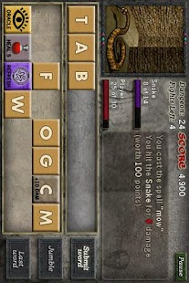 Dungeon Scroll - screenshot thumbnail