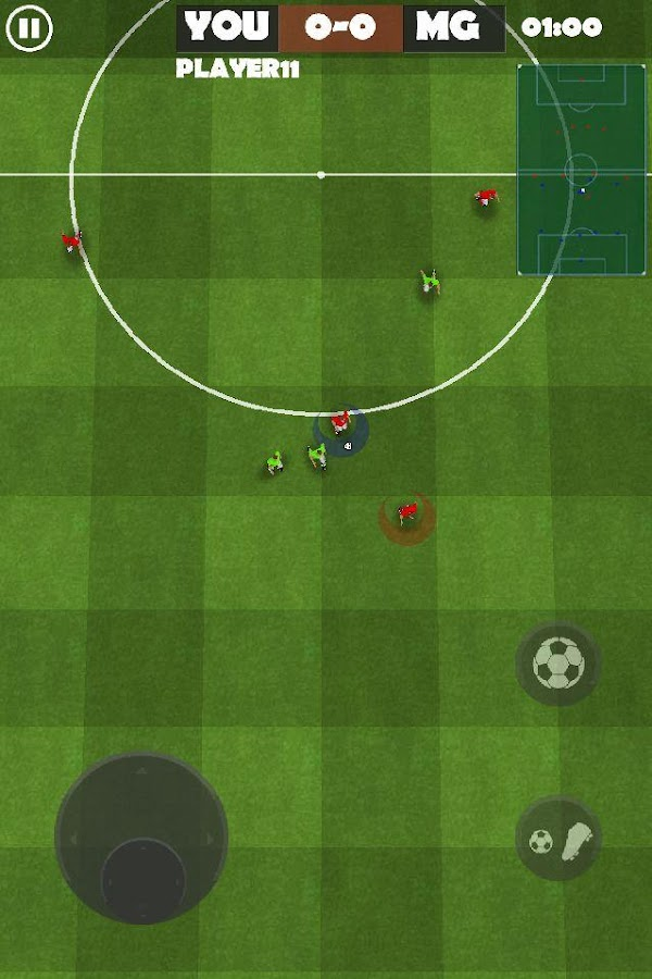 easy Soccer Challenge- screenshot