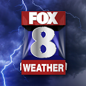FOX 8 Weather Center icon