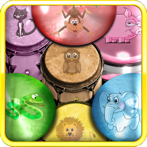 My Baby Drum HD LOGO-APP點子