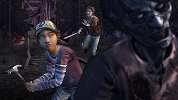 Screenshot of The Walking Dead: Season Two