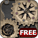 Mechanical Gears HD LWP Tabl L icon
