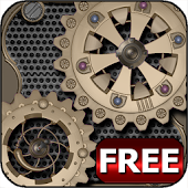 Mechanical Gears HD LWP Tabl L