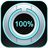 Download Beautiful Battery Disc White APK to PC