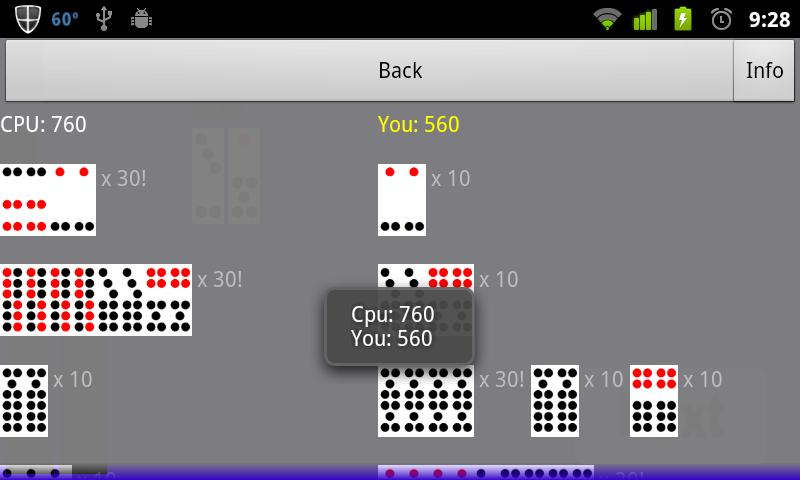 Pai Gow Fishing - screenshot