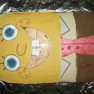 Golden Sponge Cake