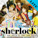 SHINee 'sherlock' Lite logo