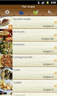玩書籍App|Fish recipes免費|APP試玩