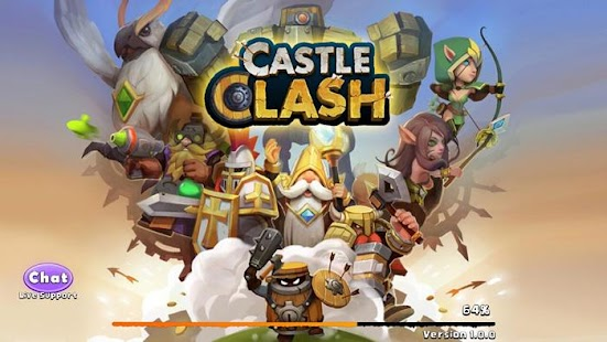Castle Clash Cheats and Hack Tools