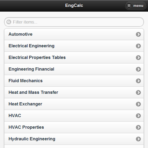 EngCalc-Engineering Calculator