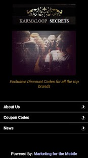 Karmaloop Best Coupon Codes - screenshot thumbnail