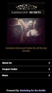 Karmaloop Best Coupon Codes - screenshot thumbnail