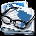 Noticias latinas sudamerica icon