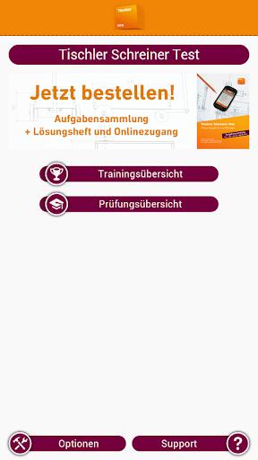 Tischler-Schreiner-Test Demo