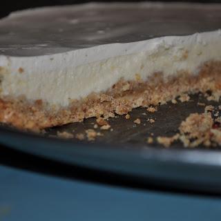 Mom's Skinny Cheesecake.