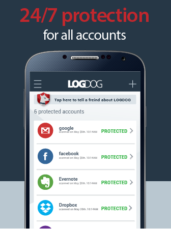 LogDog - Stop Hacker Intrusion