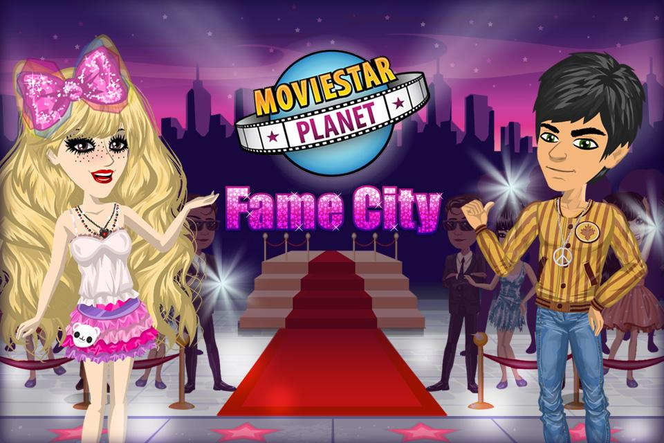 Fame City - screenshot