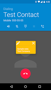 Call Notes Pro- screenshot thumbnail