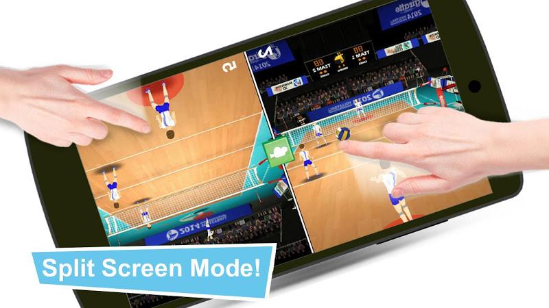 Volleyball Champions 3D Screenshot 6