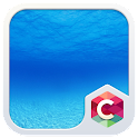 MY SUMMER C LAUNCHER THEME icon