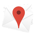 GPS to SMS - location sharing icon