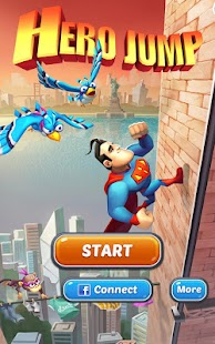 Hero Jump- screenshot thumbnail
