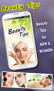 Beauty Tips For Women and Men - screenshot thumbnail