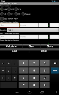 Handyman Calculator - screenshot thumbnail