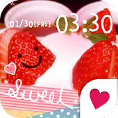 Cute wallpaper★Sweet berrys