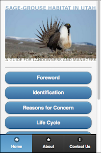 The Sage-Grouse in Utah- screenshot thumbnail