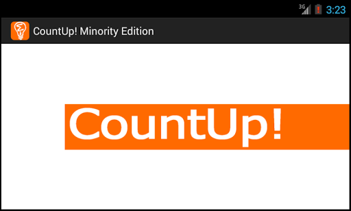 CountUp Minority Edition