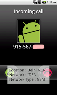Phone and Cell Tracker India - screenshot thumbnail