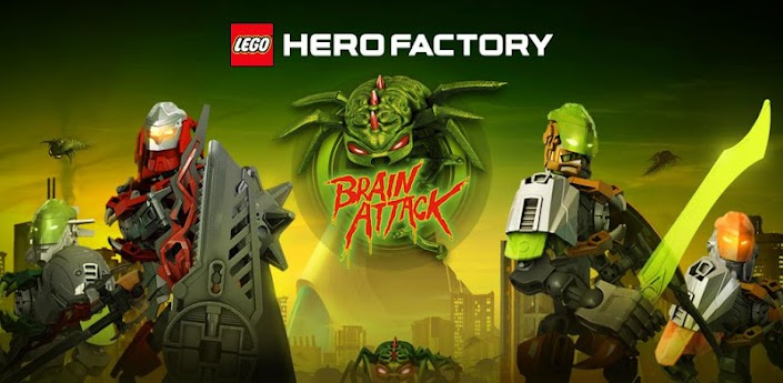 LEGO® HeroFactory Brain Attack v1.1 [Mod] | APK Download
