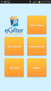 eGifter - screenshot thumbnail