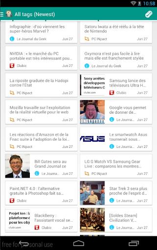 【免費新聞App】Selfoss-APP點子