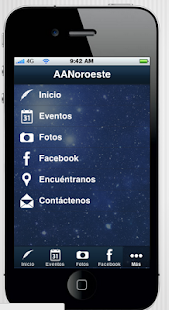 AANoroeste - screenshot thumbnail