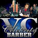 Celebrity Barber VC logo