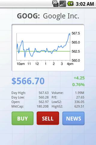 Market Millionaire Enhanced - screenshot