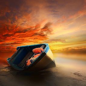 by Totok Anwarsito - Transportation Boats (  )
