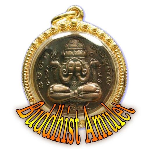 Buddhist Amulet LOGO-APP點子