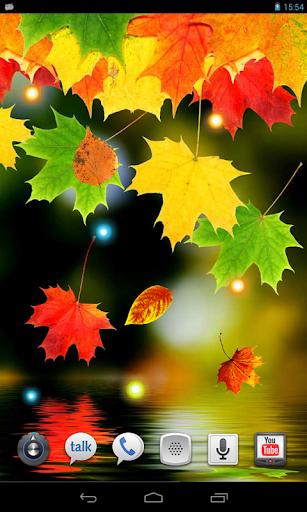 Autumn Cool HQ live wallpaper
