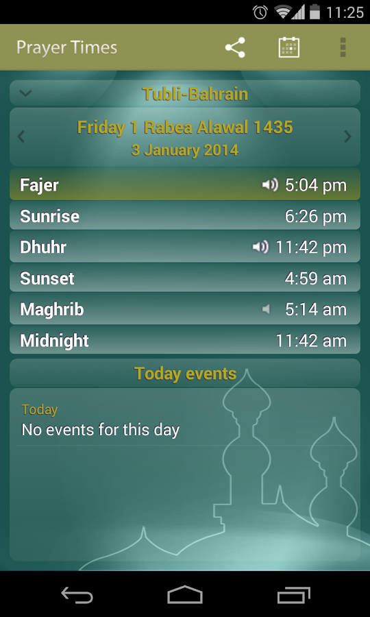 Prayer Times - Android Apps on Google Play