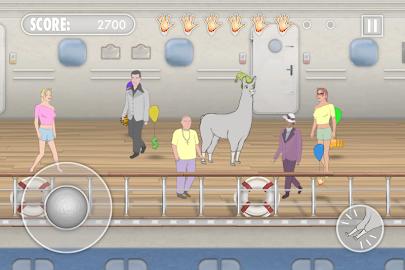 Llamas with Hats Screenshot 3