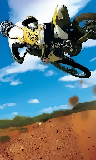 バイクレースゲーム