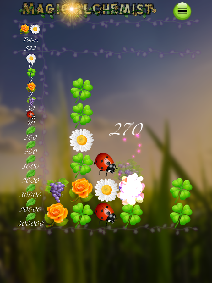 Magic Alchemist Springtime - screenshot